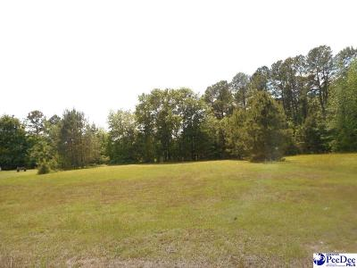 Timmonsville Residential Lots & Land For Sale: Lot 7 Harkless Court