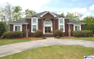 Florence Single Family Home For Sale: 1986 Osprey Dr