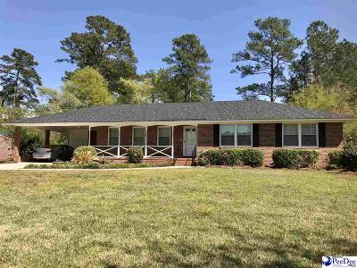 Florence SC Single Family Home New: $134,900