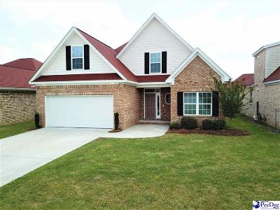 Florence SC Single Family Home For Sale: $244,900
