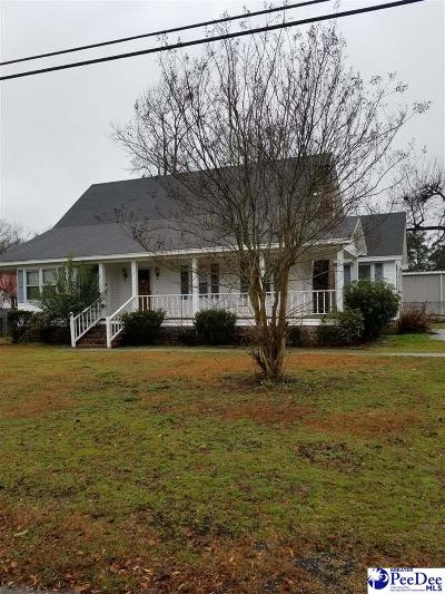 Florence SC Single Family Home New: $154,000