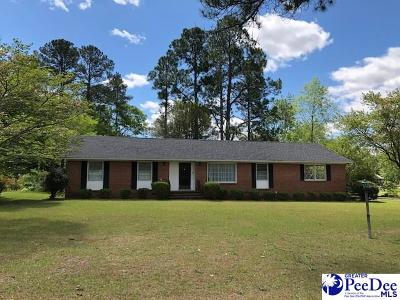 Florence SC Single Family Home New: $168,000