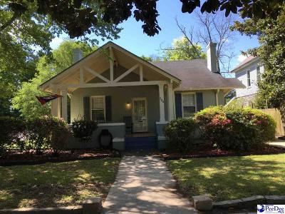Florence Single Family Home New: 320 W Pine St.