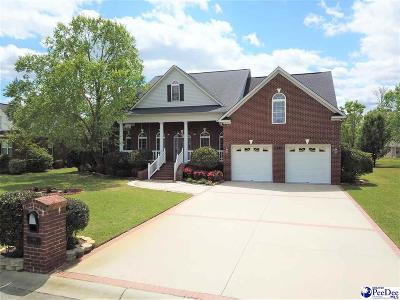 Effingham Single Family Home For Sale: 404 Trailwood Drive