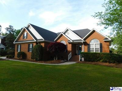 Florence SC Single Family Home For Sale: $279,000