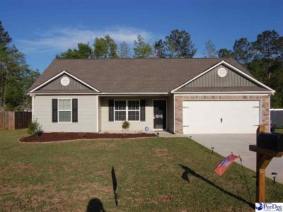 Florence SC Single Family Home New: $148,000
