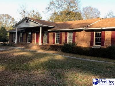 Florence SC Single Family Home New: $170,000