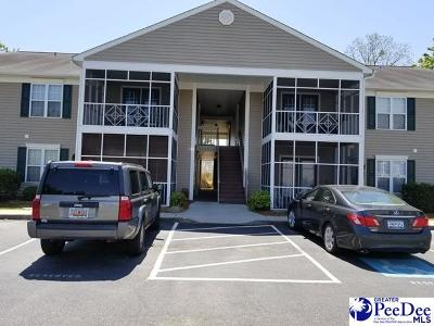 Florence SC Condo/Townhouse New: $82,500