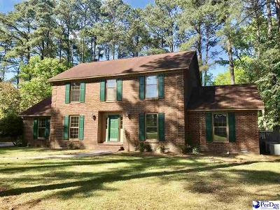 Florence Single Family Home For Sale: 2721 Ascot Drive