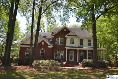 Florence Single Family Home New: 2835 Hermitage Lane