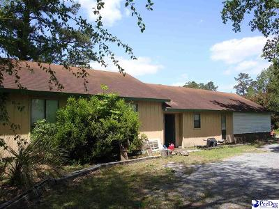 Florence SC Single Family Home New: $111,111