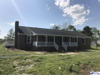 Florence Single Family Home For Sale: 905 Camp Wiggins Rd.