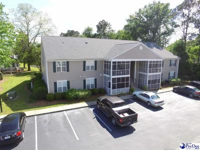 Florence SC Condo/Townhouse New: $73,900