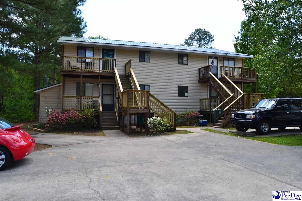 4 Unit Property in Cheraw for $189,000