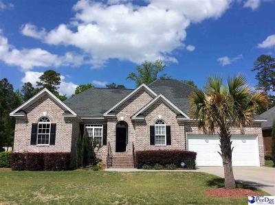 Florence SC Single Family Home New: $249,900