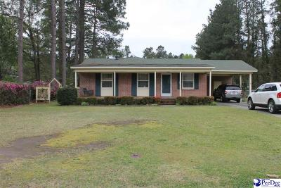 Lake City Single Family Home For Sale: 515 Azalea Dr