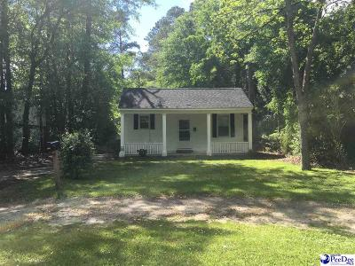 Florence Single Family Home For Sale: 527 Edisto Drive