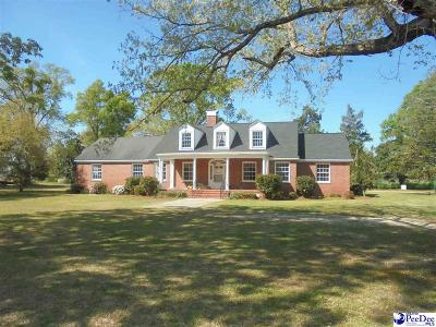 Marion Single Family Home For Sale: 949 S Hwy. 501