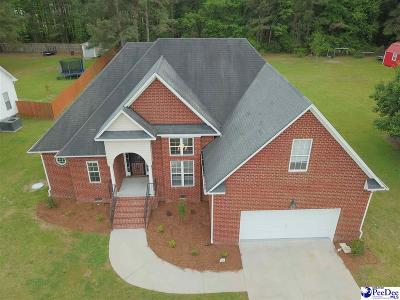 Florence SC Single Family Home New: $229,000