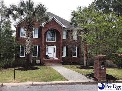 Single Family Home For Sale: 3326 Hampton Pointe Dr