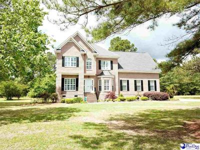 Florence Single Family Home For Sale: 2313 McDonald Blvd
