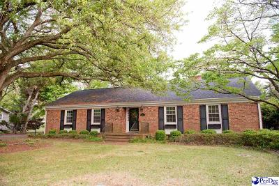 Hartsville Single Family Home For Sale: 709 W Home Ave