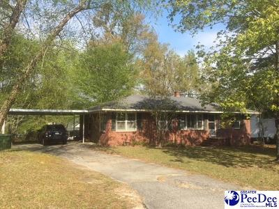 Florence Single Family Home For Sale: 1309 Virginia Acres