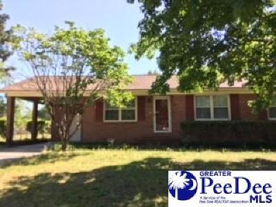 Florence Single Family Home Uc/Show For Back Up: 2207 Eaton Circle