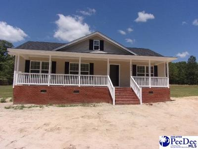 Hartsville Single Family Home Uc/Show For Back Up: 2562 New Market Rd