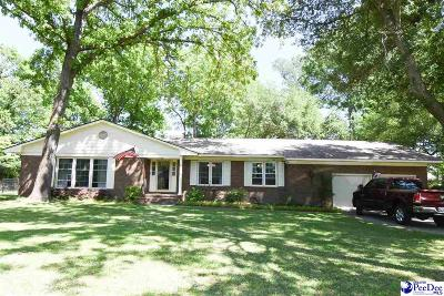 Florence Single Family Home For Sale: 820 Stratton Drive