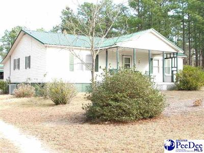 Hartsville Single Family Home Uc/Show For Back Up: 1308 Mainsail Drive