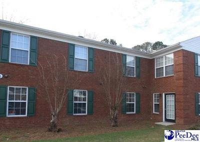 Florence Condo/Townhouse For Sale: 521-A Third Loop Road