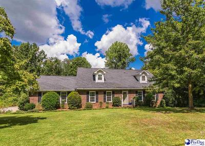 Florence Single Family Home For Sale: 643 N Beaverdam Dr