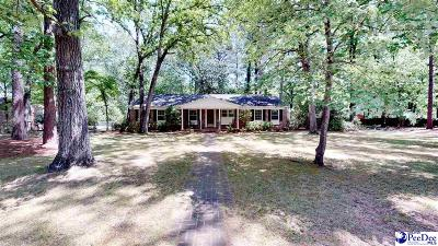 Hartsville Single Family Home Uc/Show For Back Up: 301 Lyndale Drive