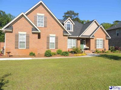 Florence Single Family Home For Sale: 820 Bellemeade