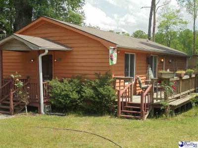 Marion SC Single Family Home Under Contingency Cont: $49,900