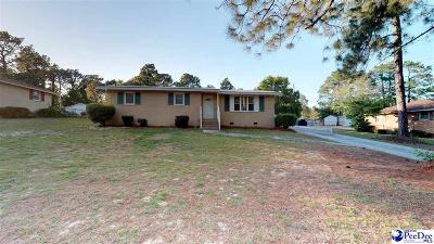 Hartsville Single Family Home For Sale: 816 Fox Hollow Dr.