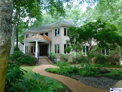 Florence Single Family Home For Sale: 2821 Cypress Bend Road