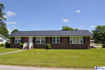 Marion SC Multi Family Home For Sale: $89,000