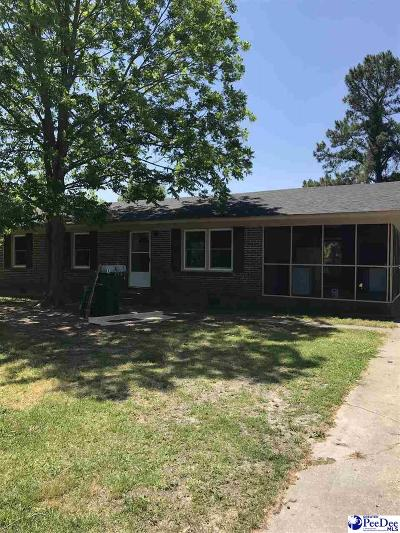 Marion County Single Family Home For Sale: 703 Rosemarie Lane