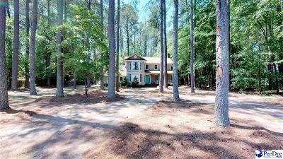 Hartsville Single Family Home Under Contingency Cont: 205 Westover Drive
