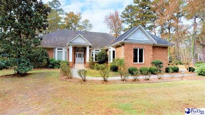 Florence Single Family Home Active-Price Change: 2825 Cypress Bend