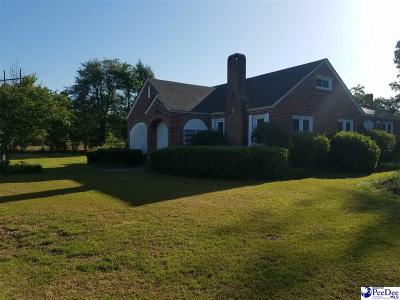 Mullins Single Family Home For Sale: 4153 Watermill Rd