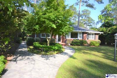 Florence Single Family Home Uc/Show For Back Up: 1020 Wentworth Drive