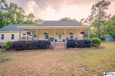 Florence Single Family Home Uc/Show For Back Up: 311 Random Lane