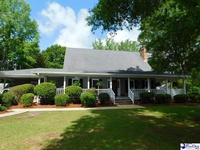 Florence Single Family Home Uc/Show For Back Up: 1039 Wrenwood Road