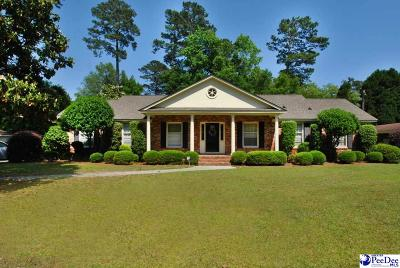 Florence Single Family Home For Sale: 1710 Raven Drive