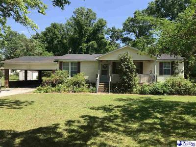 Hartsville Single Family Home For Sale: 825 Harrell Rd