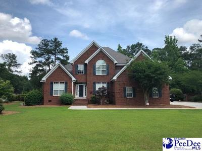 Florence SC Single Family Home For Sale: $299,900