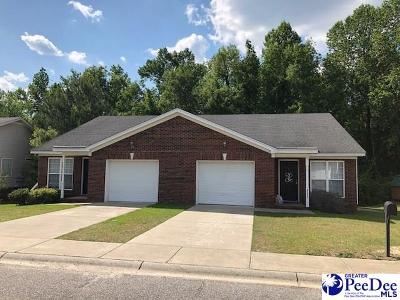 Florence SC Multi Family Home For Sale: $260,000